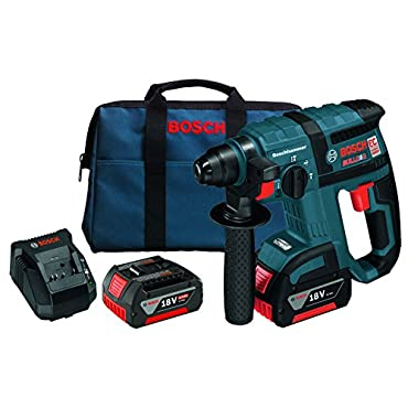 Bosch RHH181-01 18-Volt Lithium-Ion Brushless 3/4 SDS-plus Rotary Hammer