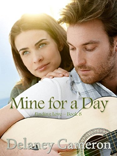Mine for a Day (Finding Love Book 8) cover