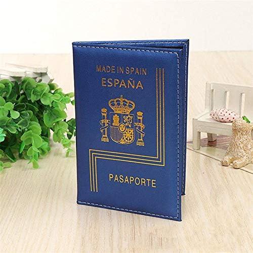 Funda Protectora para Pasaporte, diseño de España: Amazon.es: Equipaje
