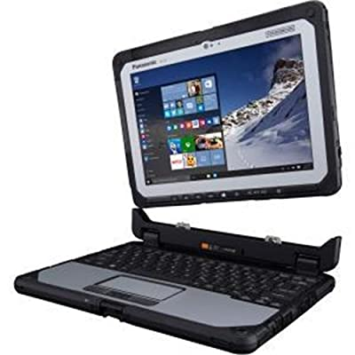 "Panasonic Toughbook 10.1"" 16:10 2 in 1 Netbook - 1920 x 1200 - In-plane Switching (IPS) Technology - Intel Core M CF-20C0001VM"