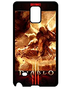 Best Hot Style Protective Case Cover For Samsung Galaxy Note 4(Diablo) 4700486ZA124702171NOTE4