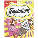 Temptations ShakeUps Crunchy and Soft Cat Treats, Crustacean Celebration Flavor, 5.29 oz. Pouch: more info