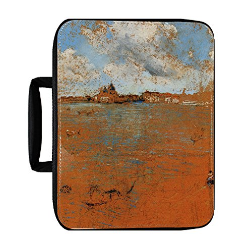 Venetian Scene (Whistler) Insulated Lunch Box Bag (Venetian Scene)