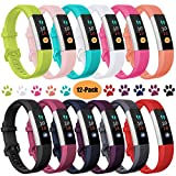 Best Fitbit For Kids - OUWEGAGA Accessory Band For Fitbit Alta HR And Review