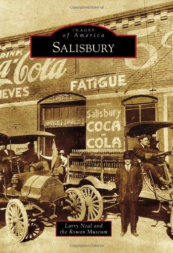 Salisbury (Images of America) ebook