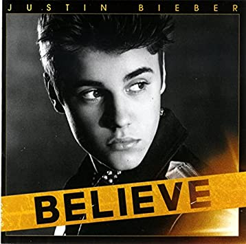Believe / Audio CD