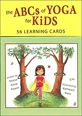 The ABCs of Yoga for Kids: 56 Learning Cards: Amazon.es ...