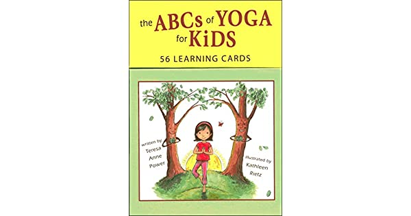Amazon.com: The s of Yoga for Kids Learning Cards ...