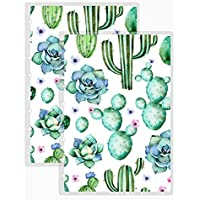 Succulent Replacement Planner Cover for Discbound Happy Planner Staples Arc TUL
