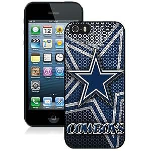 Dallas Cowboys (1) Black Best Sale Fantastic iPhone 5S Cover Case