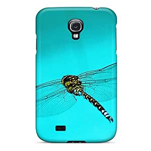Cute Tpu Kimmith Dragonfly Case Cover For Galaxy S4