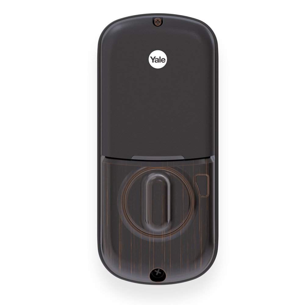 Yale Security YRD256-NR-619 Assure Lock SL Touchscreen Deadbolt Satin Nickel