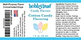 Hobbyland Candy Flavors