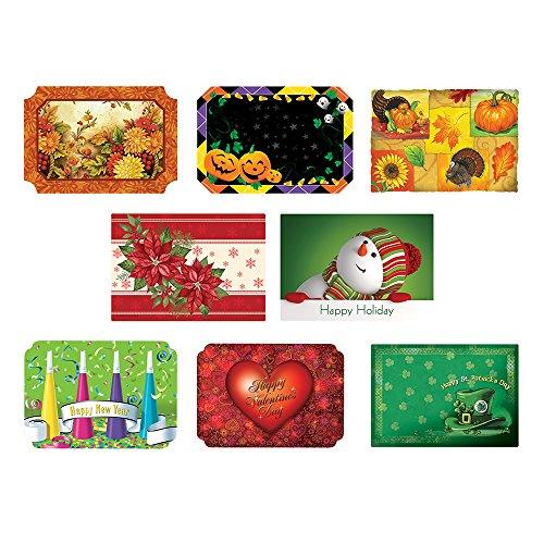 hoffmaster-857204-fall-seasonal-celebrations-placemats-8-designs-per-case-9-3-4-x-14-printed-8-packs