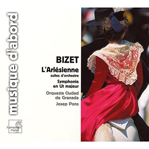 Bizet: L'Arlesienne Suites Nos.1 & 2, Symphony in - Larlesienne Nos Suites
