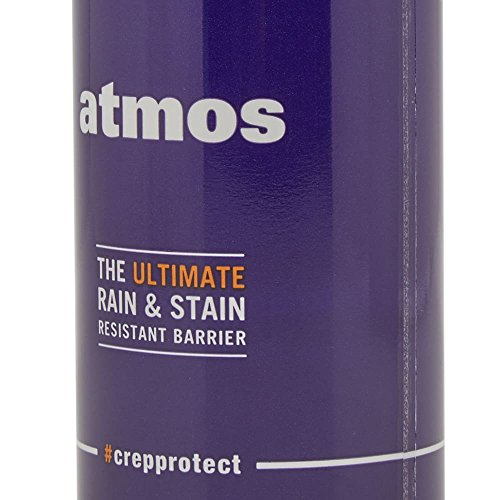 Crep Protect Special Edition Atmos x Mutsuo Nakabayashi Shoe Spray Protectant 200ml, Blue by Crep Protect (Image #1)