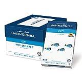 Hammermill Paper, Copy Paper Poly Wrap, 8.5x14 Paper, Legal Size, 20lb Paper, 92 Bright, 10 Ream Case / 5,000 Sheets (150400P) Acid Free Paper