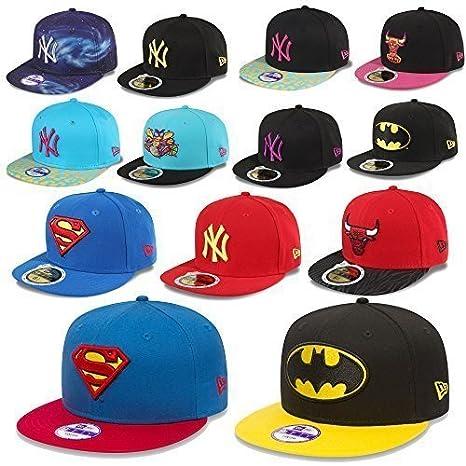 NEW ERA MLB BERRETTO YOUTH KINDER CAP MLB NEW YORK YANKEES SOX UVM. REGOLABILE None