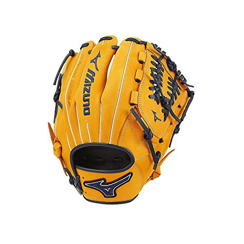 Mizuno MVP Prime SE GMVP1175PSE6 Infield Model Gloves, Cork/Navy