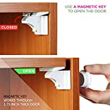 Baby Proofing and Child Proof Magnetic Cabinet