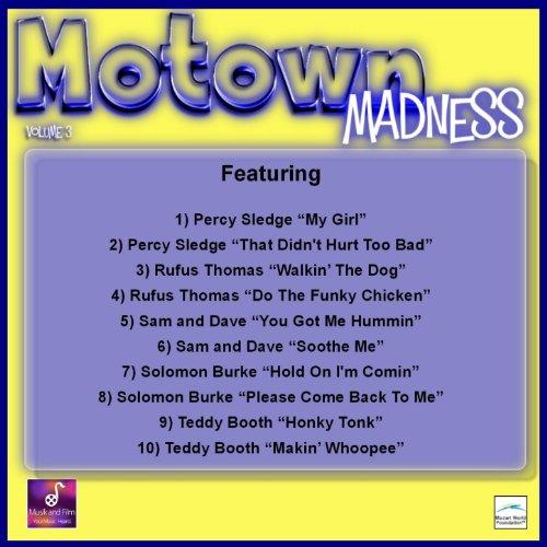 Motown Madness, Vol. 3