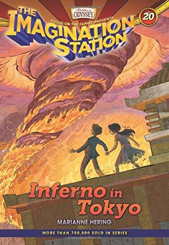 - Inferno in Tokyo (AIO Imagination Station Books)