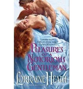 book cover of Pleasures of a Notorious Gentleman
