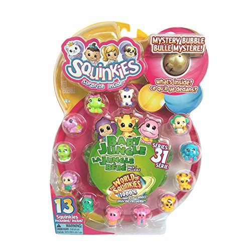 Squinkies Bubble Pack Series Thirty one product image
