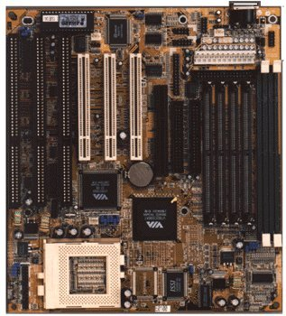 (FIC VA-503+ Motherboard Baby-AT board)