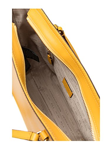 Ralph Lauren Borsa Donna Shopper Shopper Medium Giallo Sunflower