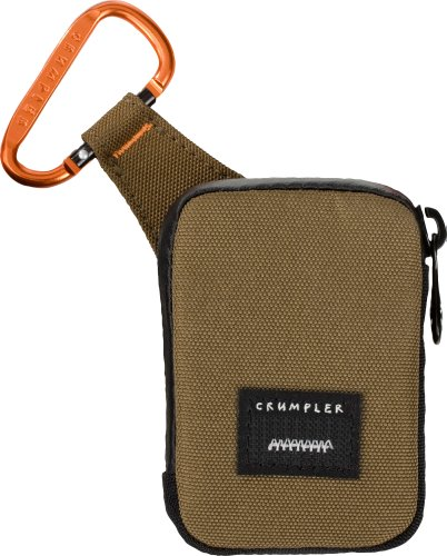 (Crumpler TUF001-T01G40 The Tuft Case for Compact Camera, Small (Beech))