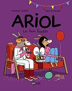 """Afficher """"Ariol n° 8 Les trois baudets"""""""