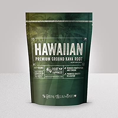 Premium Hawaiian Kava Powder - 1/2lb