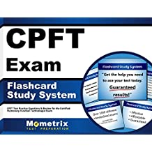 CPFT Exam Flashcard Study System: CPFT Test Practice Questions & Review for the Certified Pulmonary Function Technologist...