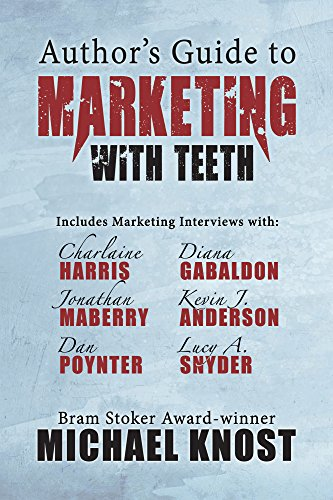 Author's Guide to Marketing With Teeth]()