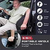 tunfo Auto Door Support Handle with Escape