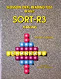 img - for Slosson Oral Reading Test - Revised 3 - SORT-R3 book / textbook / text book