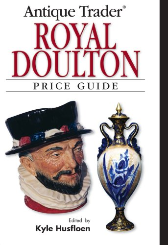 Antique Trader Royal Doulton Price Guide (Antiques Doulton Royal)