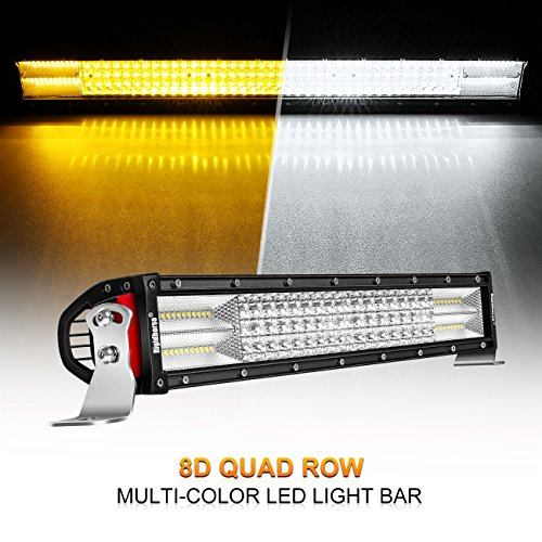 LED Light Bar, Rigidhorse 22
