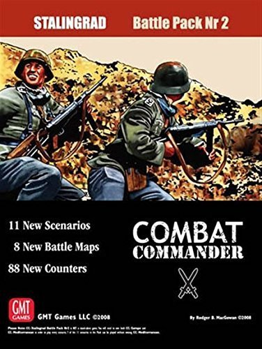 Combat Commander: Stalingrad by GMT Games (Board Game Commander Combat)