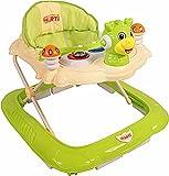 Babywagen Babywalker Laufhilfe Lauflernhilfe - ARTI Drachen 08H - Grün