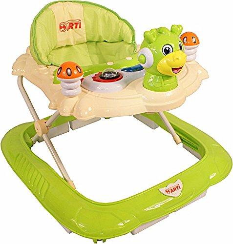 Andador para bebé Andador Actividades con mesa de juego - ARTI ...
