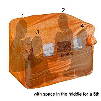Lomo Refugio de Emergencia para tormentas 4 – 5 Personas 3