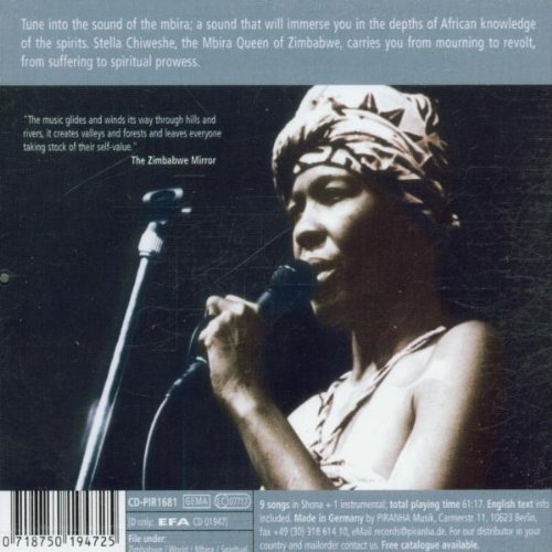 Talking Mbira: Spirits of Liberation by Piranha Germany