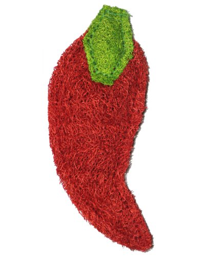 Eco-Loofah EPetSmVeg-CH Original Cat Toy, Vegetable Designs, My Pet Supplies