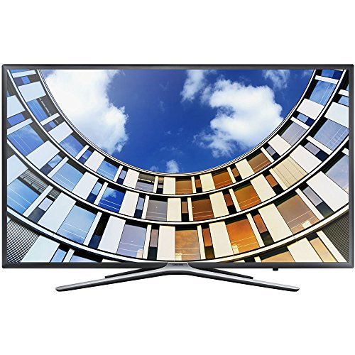 Samsung UA-55M6000 55'' Multi System Smart Wi-Fi Full HD 1080P LED TV 110-240V With Free HDMI Cable by Samsung