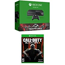 Xbox One 500GB Gears of War Ultimate and Call of Duty: Black Ops 3 (Bilingual)