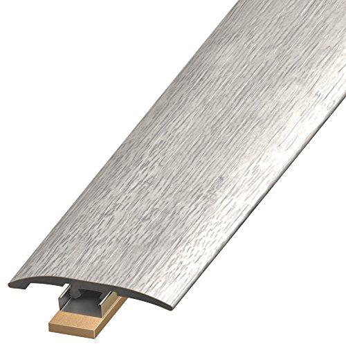 CalFlor MD10111 UniTrim Waterproof 3-in1 Floor Molding, 1 Pack, Light - Molding Floor