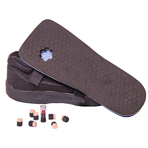 Pressure Relief Insole for Post-Op Shoes-XL