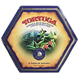 Tortuga Caribbean Blue Mountain Coffee Rum Cake, 16-Ounce Box by Tortuga